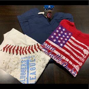 2 piece bundle Est. 1989 Place Short Sleeves Shirt